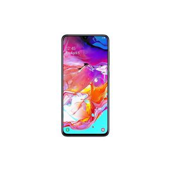 Smartphone Samsung Galaxy A70 128GB Black + Dual Sim