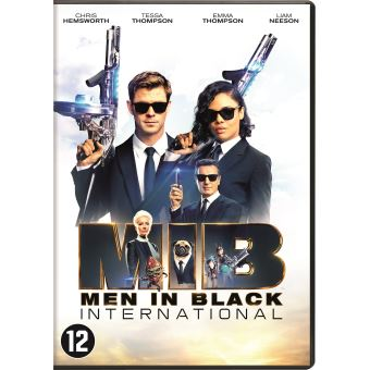 MEN IN BLACK : INTERNATIONAL-BIL