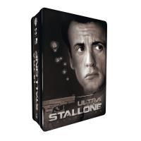 SYLVESTER STALLONE-COFFRET-4 DVD-VF