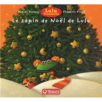 Lulu VroumetteLe sapin de Noël de Lulu
