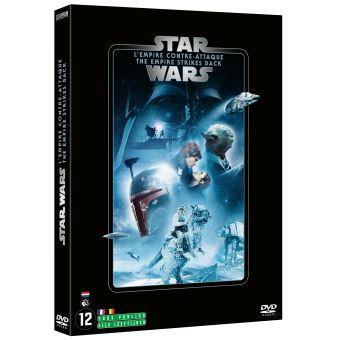 Star WarsStar Wars L'Empire Contre-Attaque Episode 5 DVD