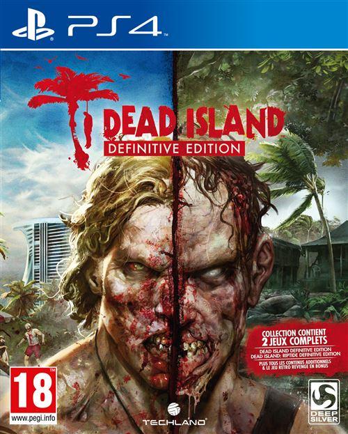 Dead Island Edition Définitive PS4
