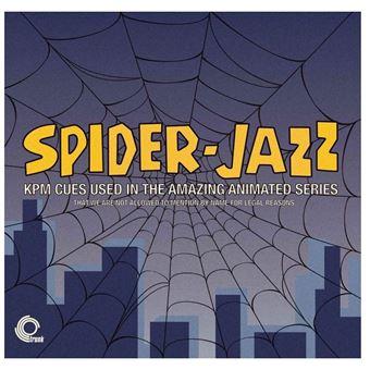 Spider-jazz