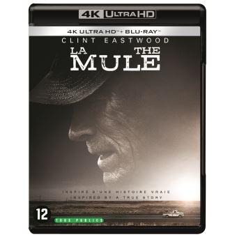 La Mule Blu-ray 4K Ultra HD