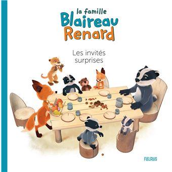 La Famille Blaireau-RenardLes invités surprise