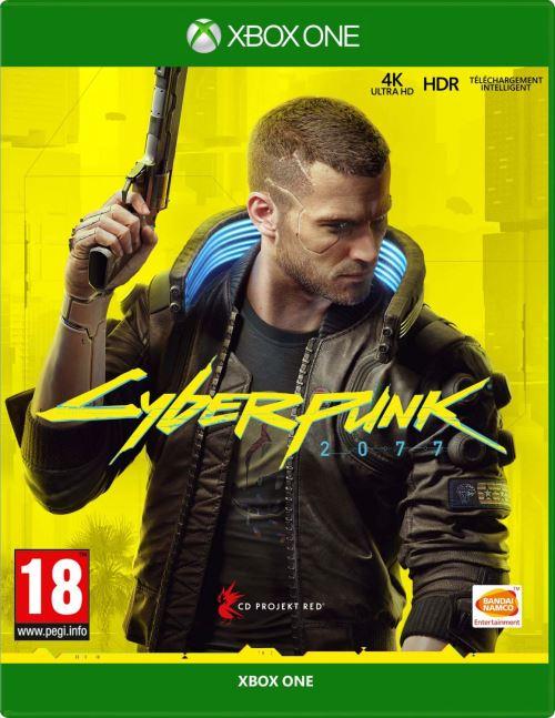 Cyberpunk 2077 Edition Day One Xbox One