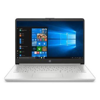 "Ordinateur Portable HP 14s-dq0033nb 14"" 512Go SSD 8Go RAM Core i3-7020U 2.3GHz HD Graphics 620"