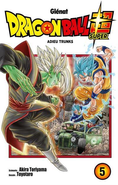 Dragon Ball Super - Tome 05 - 9782331040085 - 4,99 €