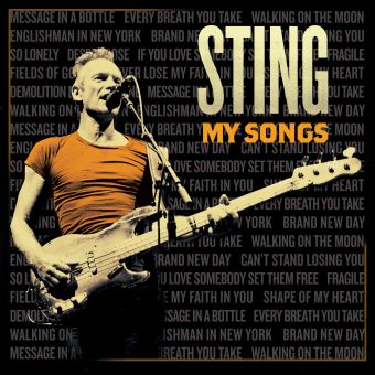 My Songs Edition Deluxe Exclusivité Fnac Inlus 1titre bonus