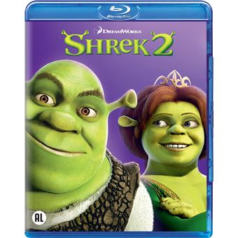 Shrek 2-BIL-BLURAY