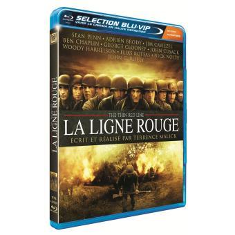 La ligne rouge Blu-ray