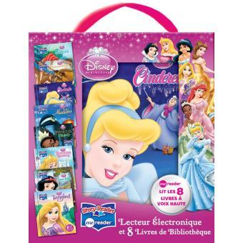 Disney Princesses Tome 1 Ma Tablette De Lecture Avec Huit Livres