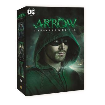 ArrowArrow Saisons 1 à 3 DVD