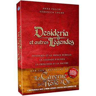 Désidéria et autres légendes DVD