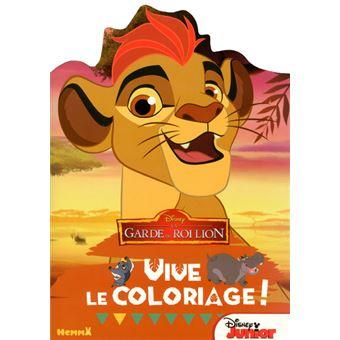 Le Roi Lion Vive Le Coloriage Walt Disney Compagny Broché