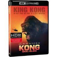 Kong : Skull Island Blu-ray 4K