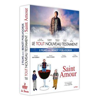 Coffret Benoît Poelvoorde DVD