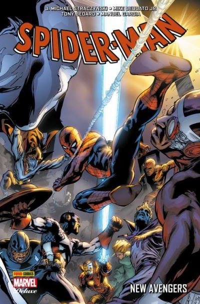 Amazing Spider-Man - New Avengers - New Avengers - 9782809469172 - 19,99 €