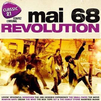 Classic 21 mai 68 revolution