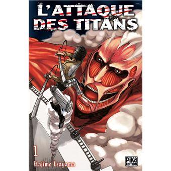 L'Attaque des Titans - L'Attaque des Titans, T1