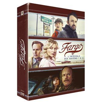 FargoFargo Saisons 1 à 3 DVD