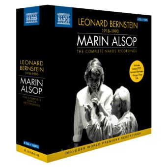 COMPLETE NAXOS RECORDINGS/CD+DVD