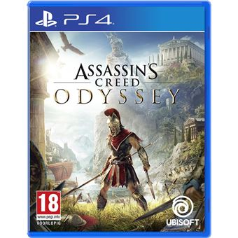 Assassins Creed Odyssey FR/NL PS4