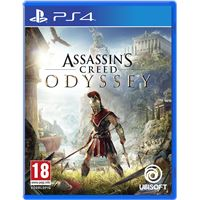 Assassin's Creed Odyssey FR/NL PS4