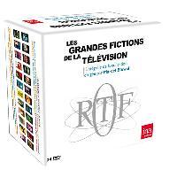 Les Grandes fictions de la TV - Coffret 24 DVD
