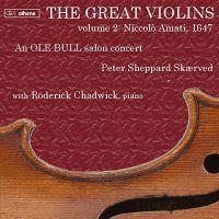 The Great Violons Volume 2 Niccolo Amati 117