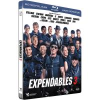 Expendables 3 Edition limitée Blu-Ray