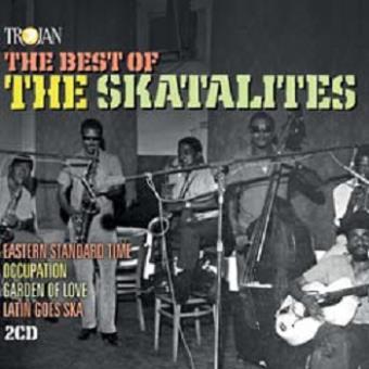 BEST OF THE SKATALITES/2CD