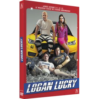 Logan Lucky DVD