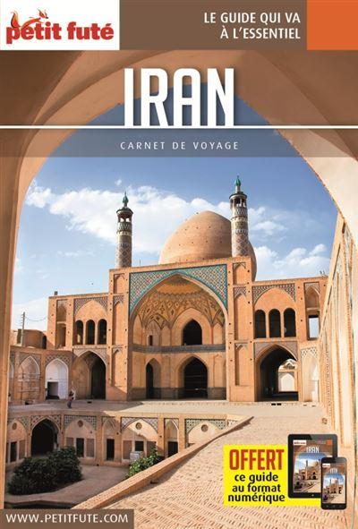 Iran 2018 carnet petit fute + offre num