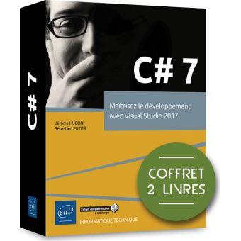 C± 7 maitrisez le developpement avec visual studio 2017