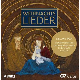 WEIHNACHTSLIEDER - CHRISTMAS CAROLS OF THE WORLD