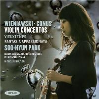 Violin Concertos / Fantasia Appassionata