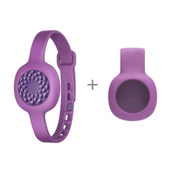 Bracelet Jawbone Up Move Grape Rose + Strap Slim Violet