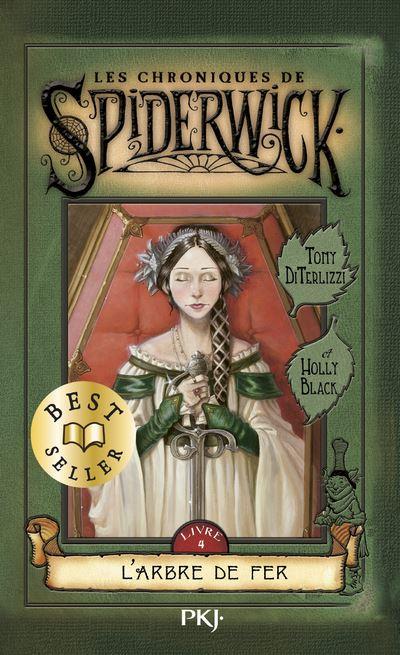 Les chroniques de Spiderwick - tome 4 L'arbre de fer
