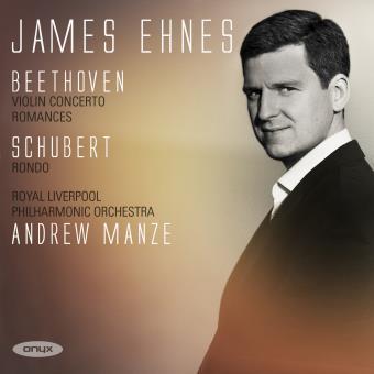 Violin concerto op61/romances 1 & 2