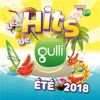 Hits de gulli special ete 2018/3 cd/multipack