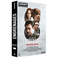 Coffret Engrenages Saison 8 DVD