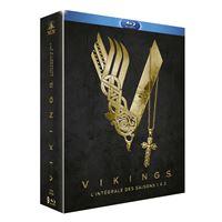 Vikings Saisons 1 à 3 Coffret Blu-ray