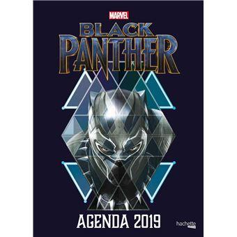 La Panthère NoireAgenda black panther