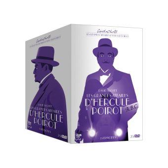 Hercule PoirotLes grandes affaires de Poirot DVD