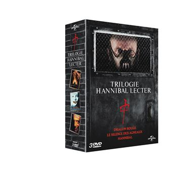 Coffret Hannibal Lecter 3 Films DVD