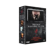 Coffret Hannibal Lecter 3 Films DVD