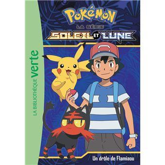 Les PokémonPokémon Soleil et Lune 06 - Un drôle de Flamiaou