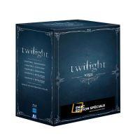 Twilight L'Intégrale des 5 films Edition spéciale Fnac Blu-ray