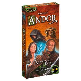 Andor : Nouveaux Heros Iello